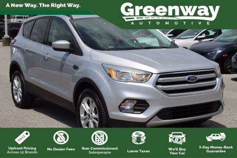 Pre-Owned 2018 Ford Escape SE 4WD Sport Utility