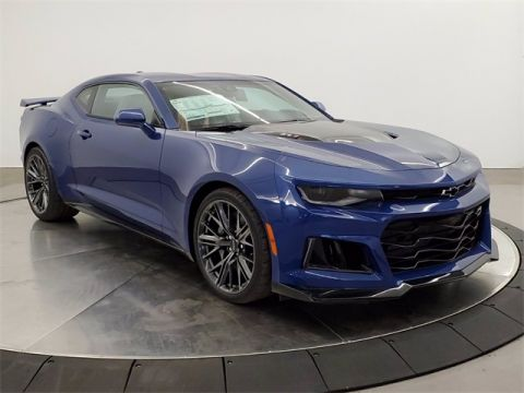 New 2020 Chevrolet Camaro ZL1 RWD 2D Coupe