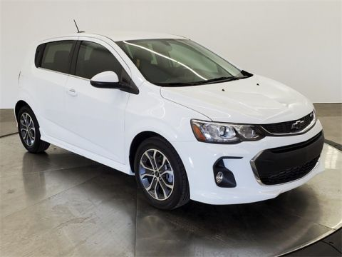 New 2020 Chevrolet Sonic LT FWD 4D Hatchback