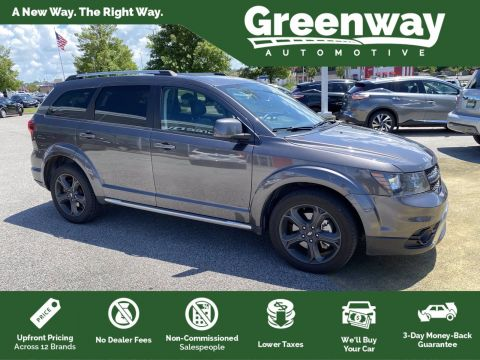 Pre-Owned 2019 Dodge Journey Crossroad FWD Sport Utility