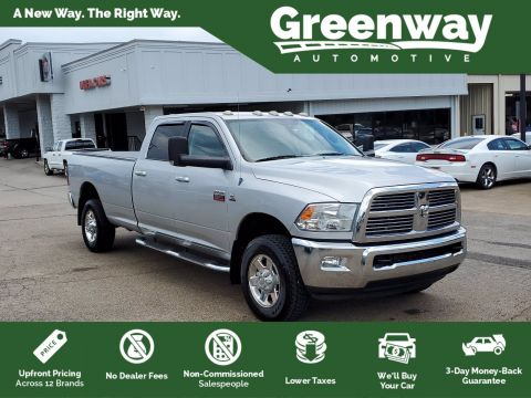 Pre-Owned 2012 Ram 2500 Big Horn 4WD Crew Cab Pickup