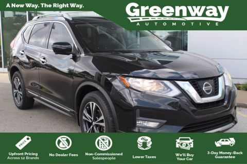 Pre-Owned 2017 Nissan Rogue SL FWD Sport Utility