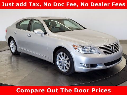 Pre-Owned 2011 Lexus LS 460 4DR SDN AWD AWD 4dr Car