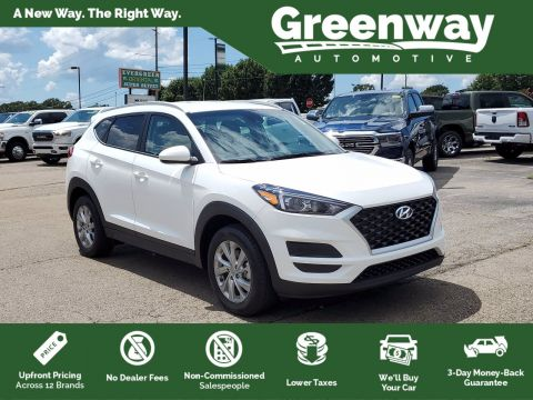 Pre-Owned 2020 Hyundai Tucson Value FWD Sport Utility